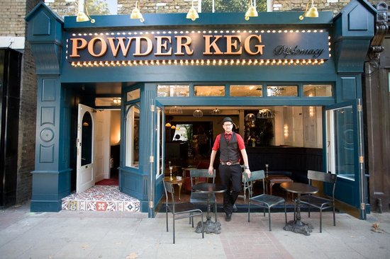 Powder Keg Bar and Grill