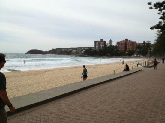 Manly Beach, Looking South