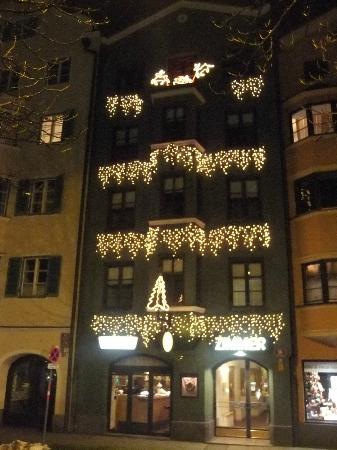 Hotel Schwarzer Bär: Esterno