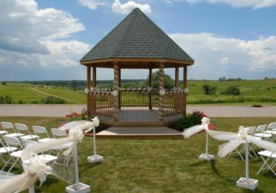 Deer Valley Lodge & Golf: Wedding Gazebo