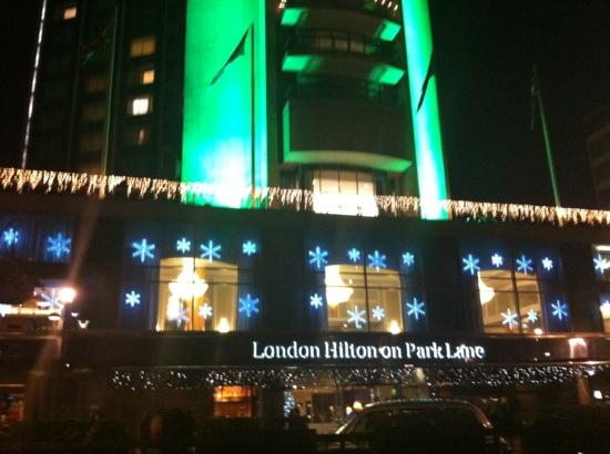 London Hilton on Park Lane: Wonderful hotel