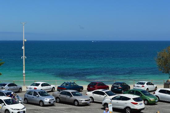 The Cottesloe Beach Hotel : View