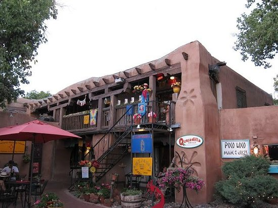 Albuquerque Old Town Restaurants And S