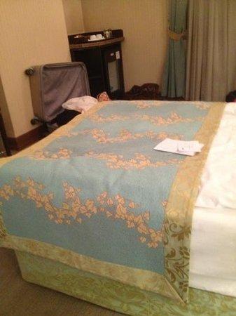 Hotel Bulvar Palas: bed