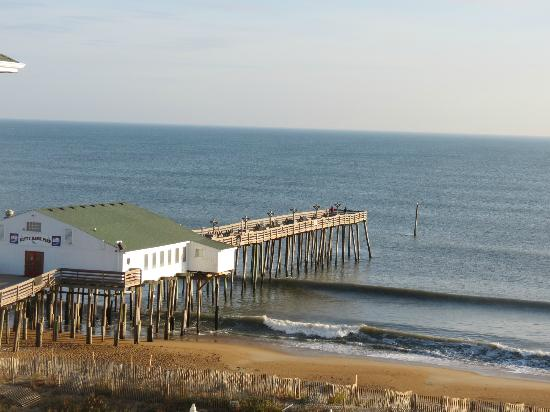 Hilton Garden Inn Outer Banks/Kitty Hawk: View from our room