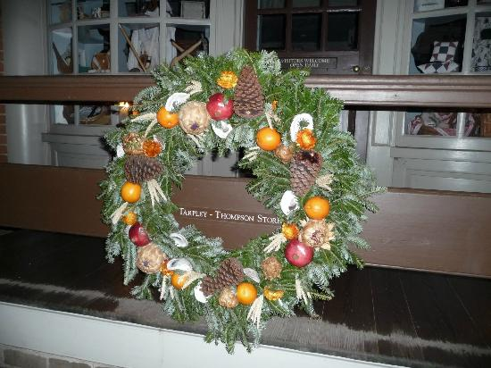 Colonial National Historical Park: Another wreath