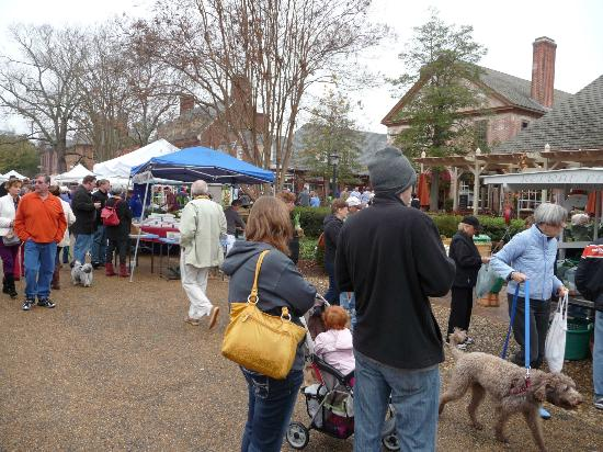 Colonial National Historical Park: Farmers Market