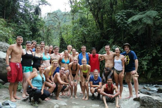El Abrazo del Arbol: Rio