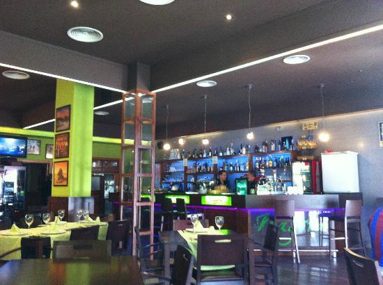 Restaurante Nagora: Bar Restaurante.