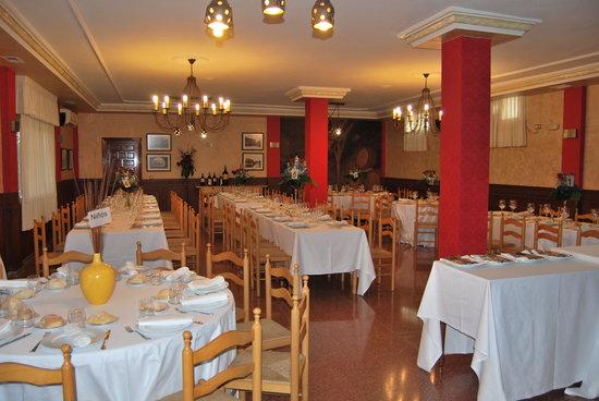 Restaurante El Pedrusco