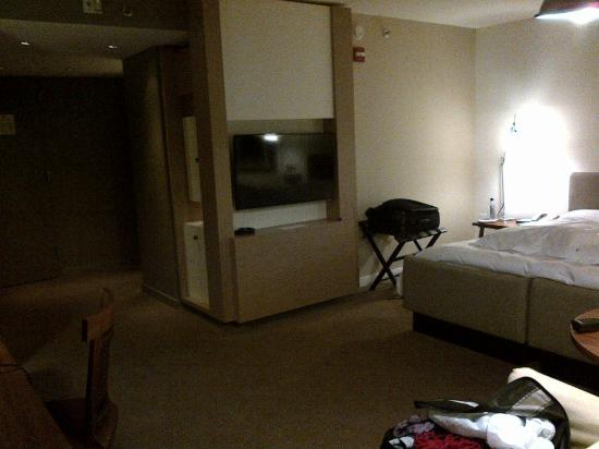 Park Hyatt Washington: Spacious bedroom
