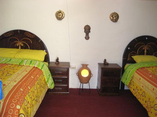 Casa La Sambleña: Habitacioenes comodas !!!