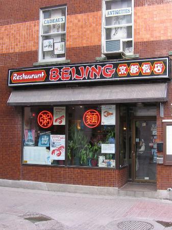 Nouilles Beijing Express