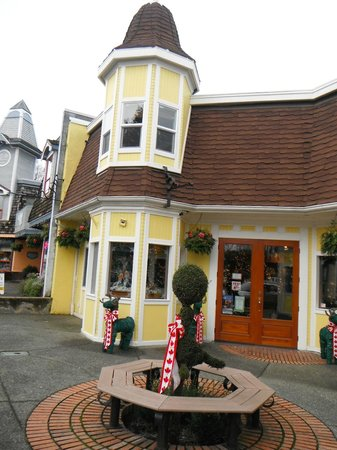 Chemainus, Canada: Entrance into the Store
