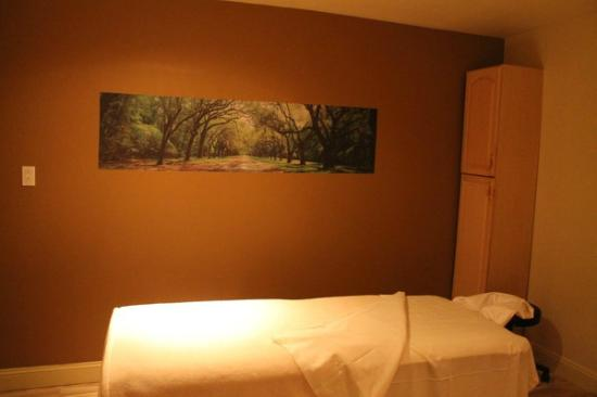 Riviera Wellness Spa: Massage Room