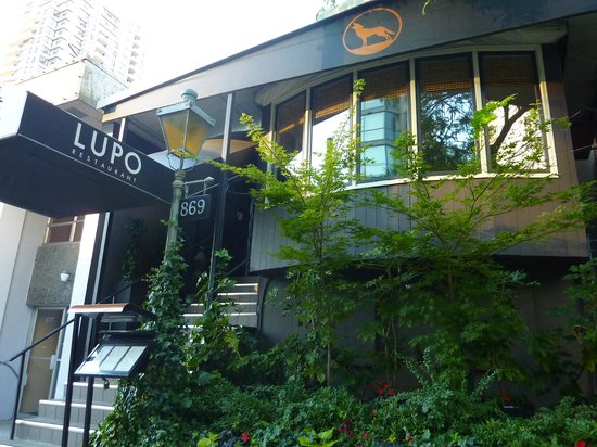 Lupo Restaurant Vancouver Reviews