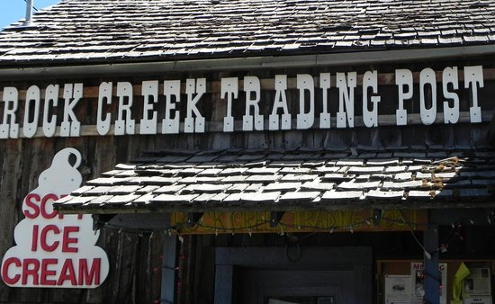Rock Creek Trading Post & Cafe: RockCreek Trading Post