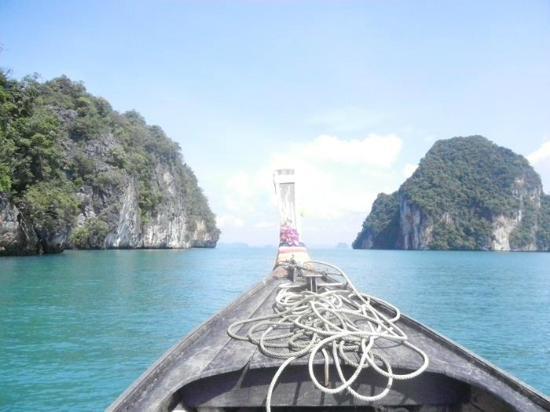 攀牙島邦塔啷亞渡假村照片