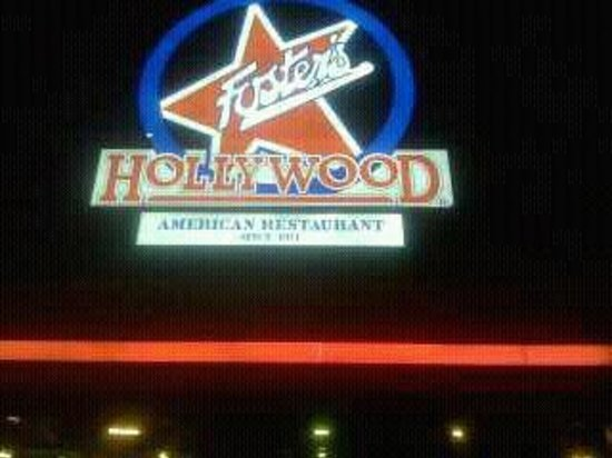 Foster's Hollywood : fosters