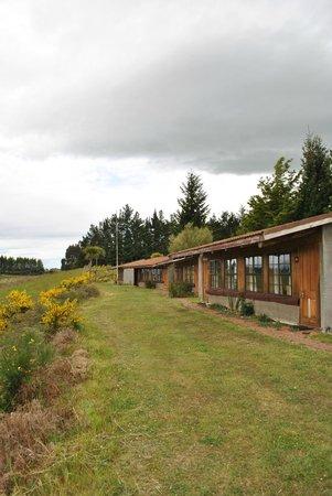 Barnyard Backpackers: Cabins