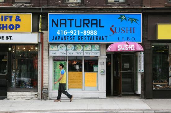 Natural Sushi Japanese Restaurant