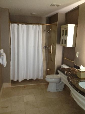 The James New York - NoMad: Executive Bath - Shower side