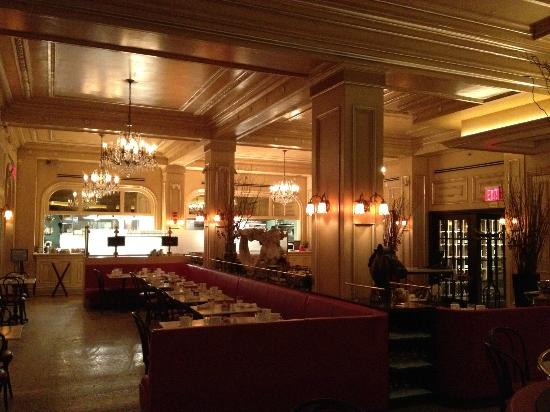 The James New York-NoMad: Millesime Brasserie