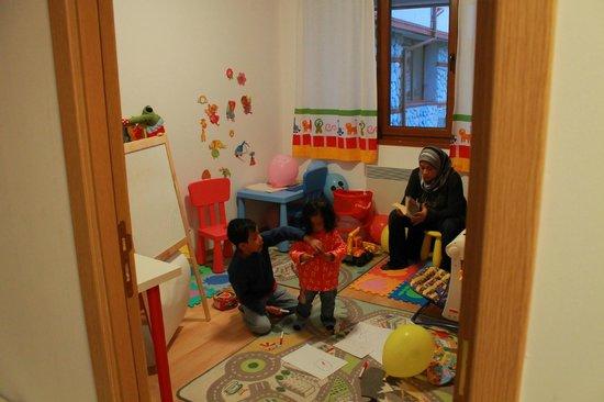 Pirin River Ski & Spa: Kids play room