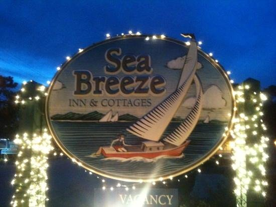 Sea Breeze Lodge: Loved this motel!