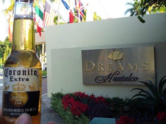 Dreams Huatulco Resort & Spa : ahh