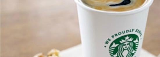 Courtyard Charlotte Airport/Billy Graham Parkway: We proudly brew Starbucks Coffees and Tazo Teas