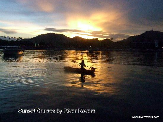 River Rovers: Sunset Cruise