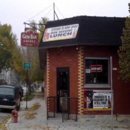 Photo of Restaurant Gem Bar & Grill at 1159 Davenport Rd, Toronto M6H 2G4, Canada