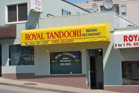 Royal Tandoori Restaurant