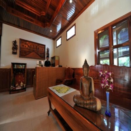 Siem Reap Garden Inn: Hotel Lobby