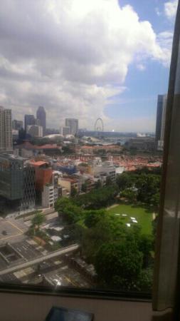 Furama City Centre: views