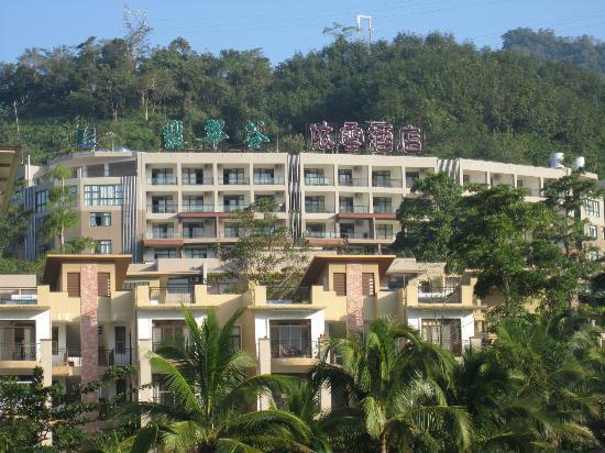 Jadeite Valley Eco Resort : Hotel