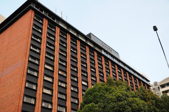 Pullman Auckland: Pullman building
