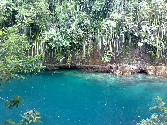 Enchanted River: One last look...