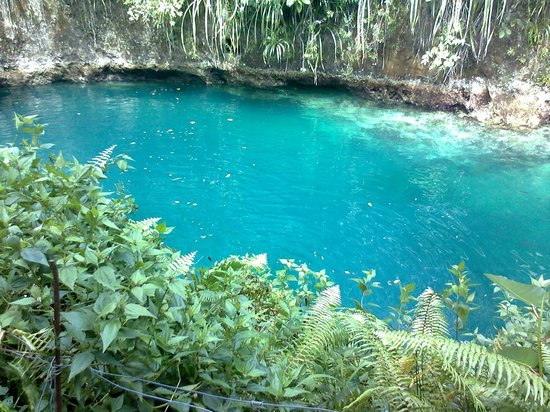 The Enchanted River...