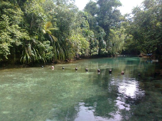 Enchanted River: And this is it...