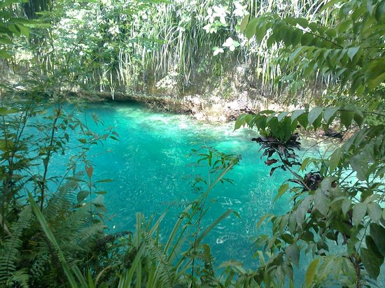 Enchanted River: One more look...
