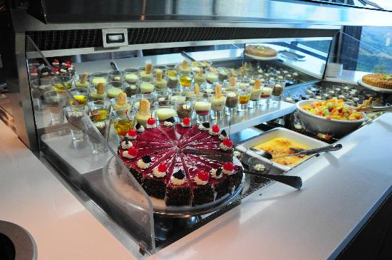 Dessert picture of stratosfare restaurant bar for Bar food queenstown