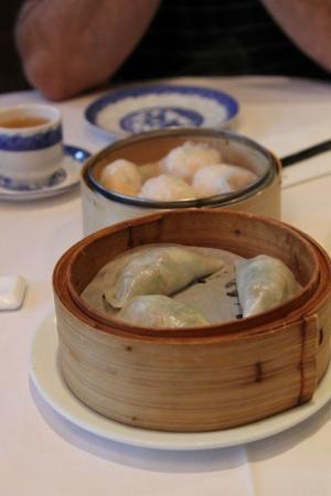 Grand Dynasty Seafood Restaurant: steamed dumplings