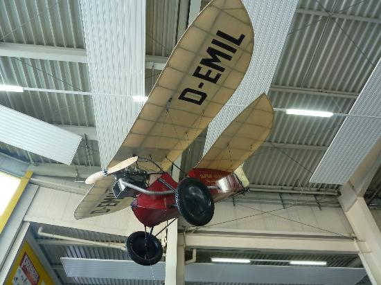 Auto & Technik Museum (Automobile and Technology Museum): Flattermax