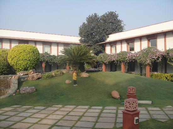 Trident, Agra: Park