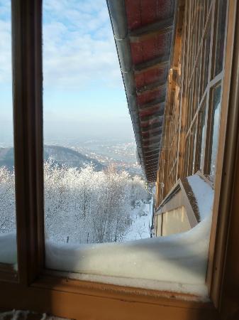 Königstuhl: Bergstation