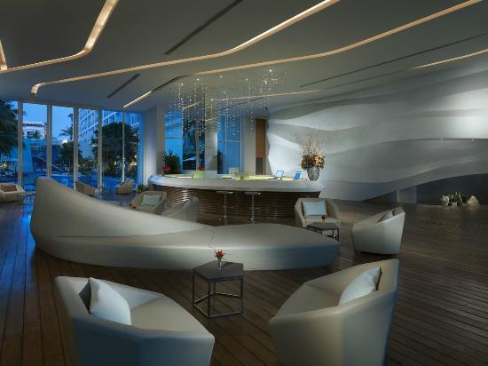 Hotel Baraquda Pattaya - MGallery by Sofitel: lobby