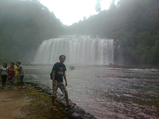 Tinuy-an Falls: How cute it was!