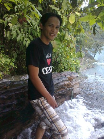Tinuy-an Falls: Me, myself, & I....